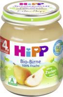 Hipp Früchte Bio-Birne 100% Frucht nach dem 4. Monat