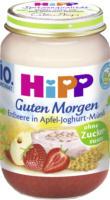 Hipp Guten Morgen Erdbeere in Apfel-Joghurt Müsli ab 10. Monat