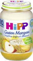 Hipp Guten Morgen Früchte-Joghurt-Müsli ab 10. Monat