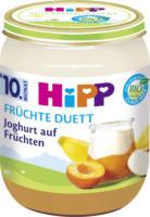 Hipp Frucht & Joghurt Früchte Duett Joghurt auf Früchten ab 10. Monat