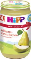 Hipp Früchte Williams-Christ-Birnen nach dem 4. Monat