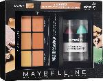 Maybelline New York Concealer Master Camouflage Palette medium 2 + gratis Präzisions-Concealer Eier