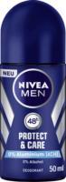 NIVEA MEN Deo Roll On Deodorant Protect & Care
