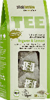 Stick & Lembke Grüntee mit Ingwer & Lemon, 18 x 2g