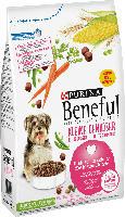 Beneful Trockenfutter für Hunde, Kleine Genießer für kleine Rassen, 2in1