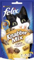 Felix Snack für Katzen, KnabberMix Original