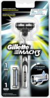 Gillette Mach3 Rasierapparat + 1Klingen