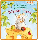Arena Mein schönstes Fingerspielbuch - Kleine Tiere