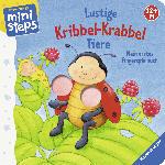 Ravensburger Lustige Kribbel-Krabbel Tiere Fingerspielbuch