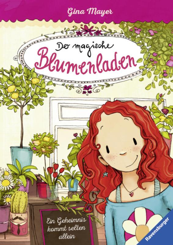 Ravensburger Der magische Blumenladen - Ein Geheimnis kommt selten allein