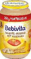 Bebivita Frucht & Getreide Früchte-Allerlei mit Vollkorn ab 6. Monat
