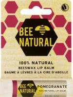 BEE NATURAL Lippenpflege Granatapfel