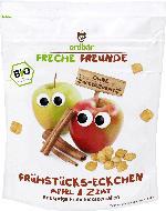 erdbär Freche Freunde Müsli Frühstücks-Eckchen Apfel & Zimt ab 1 Jahr