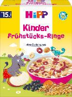 Hipp Müsli Kinder Frühstücks-Ringe ab 15. Monat