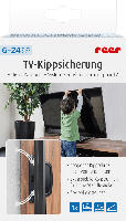 Reer TV-Kippsicherung-Set