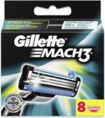 Gillette Mach3 Rasierklingen jede 8er-Packung