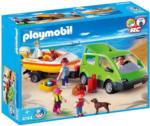 Playmobil 4144 Family Fun - Familyvan mit Bootsanhänger