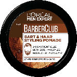L'ORÉAL Men Expert Barber Club Bart&Haar Styling Pomade