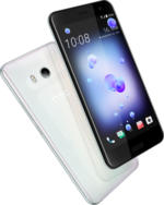 HTC U11 Ice White Weiß 13,97 cm (5,5 Zoll) 64 GB 12 MP 4K Android 7.1.1 NEU OVP