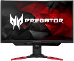 PC Monitore ab 26 Zoll - ACER Predator Z271T 27 Zoll Full-HD Gaming Monitor (1x HDMI 1.4, 1x DisplayPort, 1x USB 3.0 Hub (1up 4down), 1x Audio Out Kanäle, 4 ms Reaktionszeit)