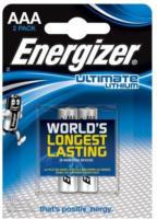 Lithium-Batterie Utimate AAA, 2 Stück