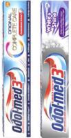 Odol-med3 Zahncreme White&Shine, Samtweiss oder Complete Care, jede 75-ml-Packung