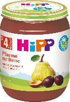 Hipp Früchte Pflaume mit Birne nach dem 4. Monat