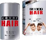 Cover Hair Streuhaar Haarverdichter dark brown