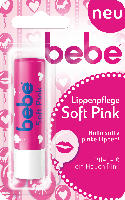 bebe Lippenpflege Soft Pink