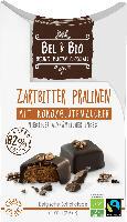 Bel & Bio Zartbitter Pralinen mit Kokosblütenzucker