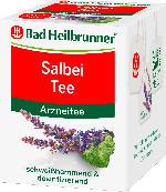 Bad Heilbrunner Bad Heilbr Salbei - Tee         8x1,6g=12,8g