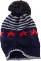 Baby Mütze mit Bommel