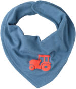 Baby Bandana mit Traktor-Print