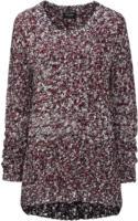 Damen Pullover mit Fetheryarn