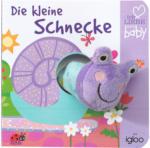 Baby Buch mit Fingerpuppe