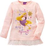 Rapunzel Langarmshirt mit Tüllbesatz