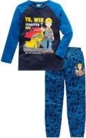 Bob der Baumeister Schlafanzug