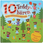 10 Teddybären Buch