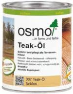 Osmo Terrassen-Öl Teak Öl 750ml Farblos