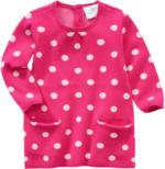 Baby Strickkleid  in Pink