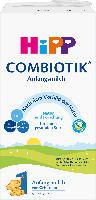 Hipp Anfangsmilch 1 Bio Combiotik trinkfertig von Geburt an