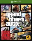 Xbox One Spiele - GTA 5 - Grand Theft Auto V [Xbox One]