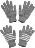 2 Paar Damen Handschuhe