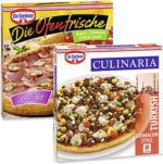 Dr. Oetker Ofenfrische Pizza Speciale oder Culinaria Turkish Style * * * gefroren, jede 415/400-g-Packung und weitere Sorten