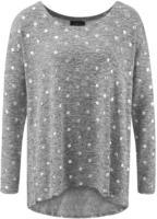 Damen Pullover mit silbernen Punkten