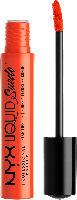 NYX PROFESSIONAL MAKEUP Lippenstift Liquid Suede Cream Lipstick Orange County 05