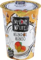 "Joghurtalternative ""Mandel Mango"""
