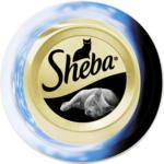 Sheba Nassfutter für Katzen mit Thunfischfilets