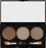 BH Cosmetics Augenbrauen Flawless Brow Trio - Light