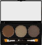 BH Cosmetics Augenbrauen Flawless Brow Trio - Medium